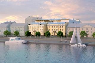 купить элитную квартиру Васильевский остров Санкт-Петербург