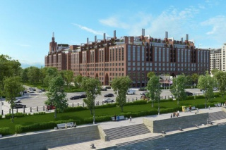 купить квартиру на Свердловской набережной СПб