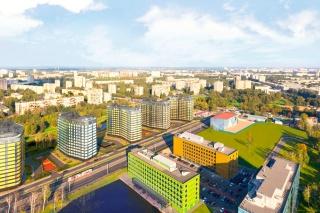 купить квартиру бизнес класса в Калининском районе СПб