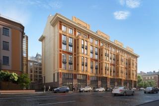 купить элитные апартаменты в центре Санкт-Петербурга